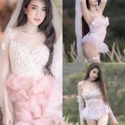 Thailand Model - Minggomut Maming Kongsawas - Beautiful Bride Concept - TruePic.net