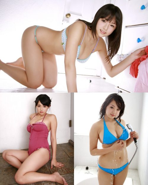Wanibooks No.059 - Japanese Gravure Idol and Singer – Ai Shinozaki - TruePic.net