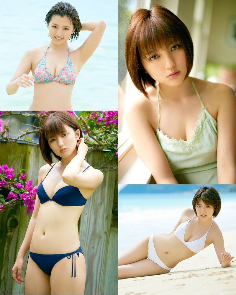 Wanibooks No.135 – Japanese Idol Singer and Actress – Erina Mano - TruePic.net