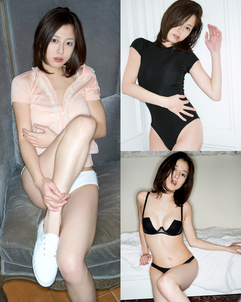 Wanibooks No.136 - Japanese Actress and Singer - Yumi Sugimoto - TruePic.net
