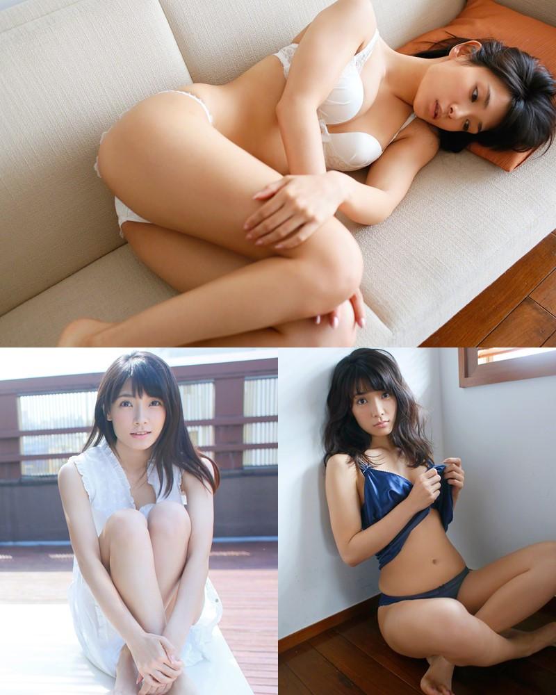 Wanibooks No.137 – Japanese Idol Singer and Actress – Erika Tonooka - TruePic.net