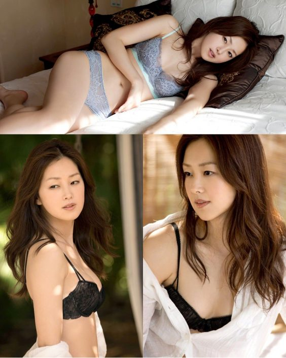 Wanibooks No.138 – Japanese Actress and Model – Yuko Fueki - TruePic.net