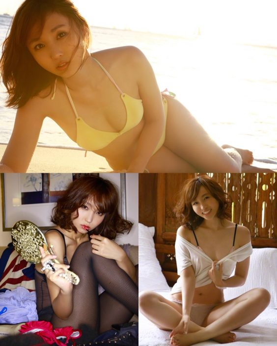 Wanibooks No.142 – Japanese Actress and Gravure Idol – Risa Yoshiki - TruePic.net