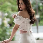 Thailand Model - Aintoaon Nantawong - Sweet Girl Photo - TruePic.net