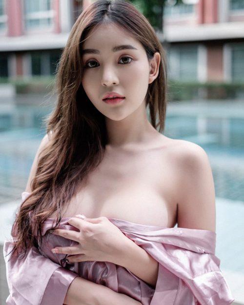 Thailand Model - Maritdara Lokkhamlue - Jeju Sexy Season - TruePic.net