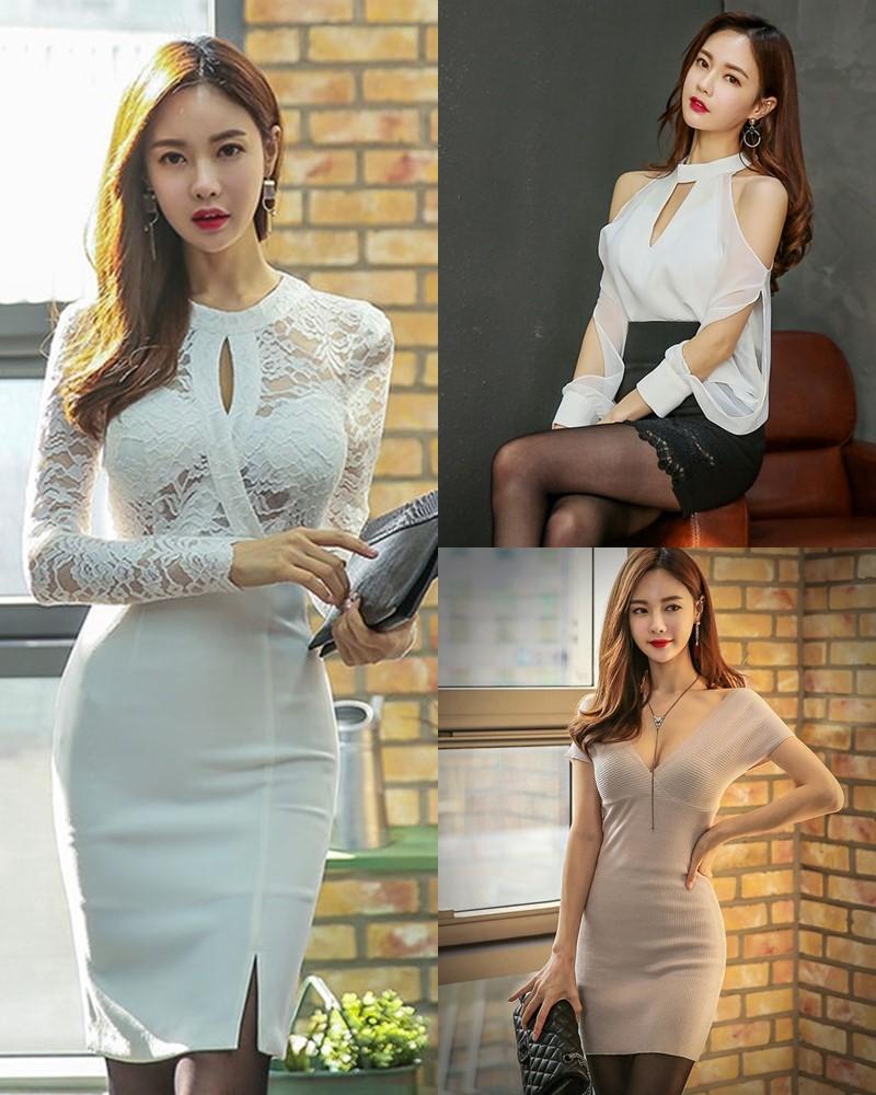 Korean Beautiful Model – Hyemi – Fashion Photography Collection #3 - TruePic.net