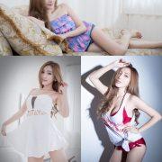 Taiwanese Model - Yun Chao (趙芸) - Floating Light and Grabbing - TruePic.net