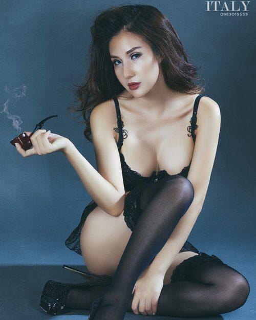 Vietnamese Model - Le Thanh Ngoc (Miu Miu) - Sexy DJ Girl - TruePic.net