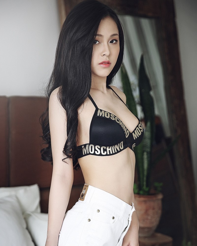 Vietnamese Sexy Model - Le Thien An - My Lingerie Collection - TruePic.net