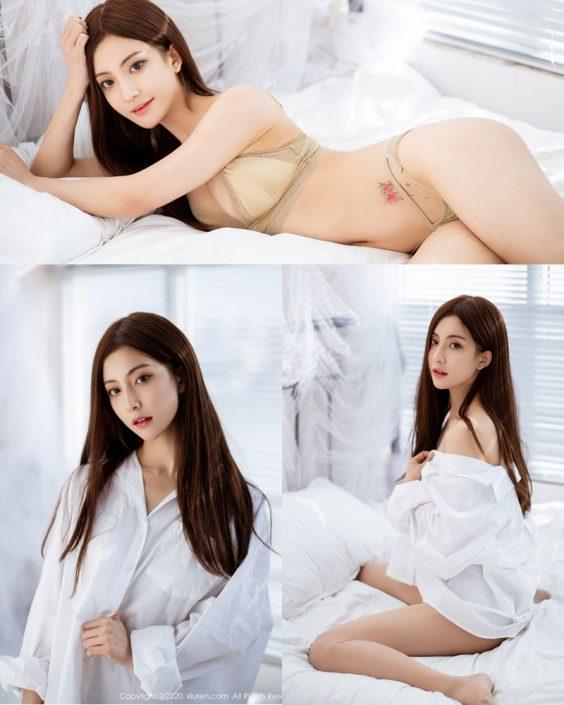 XIUREN No.2545 – Chinese Sexy Model – 林文文yooki - TruePic.net