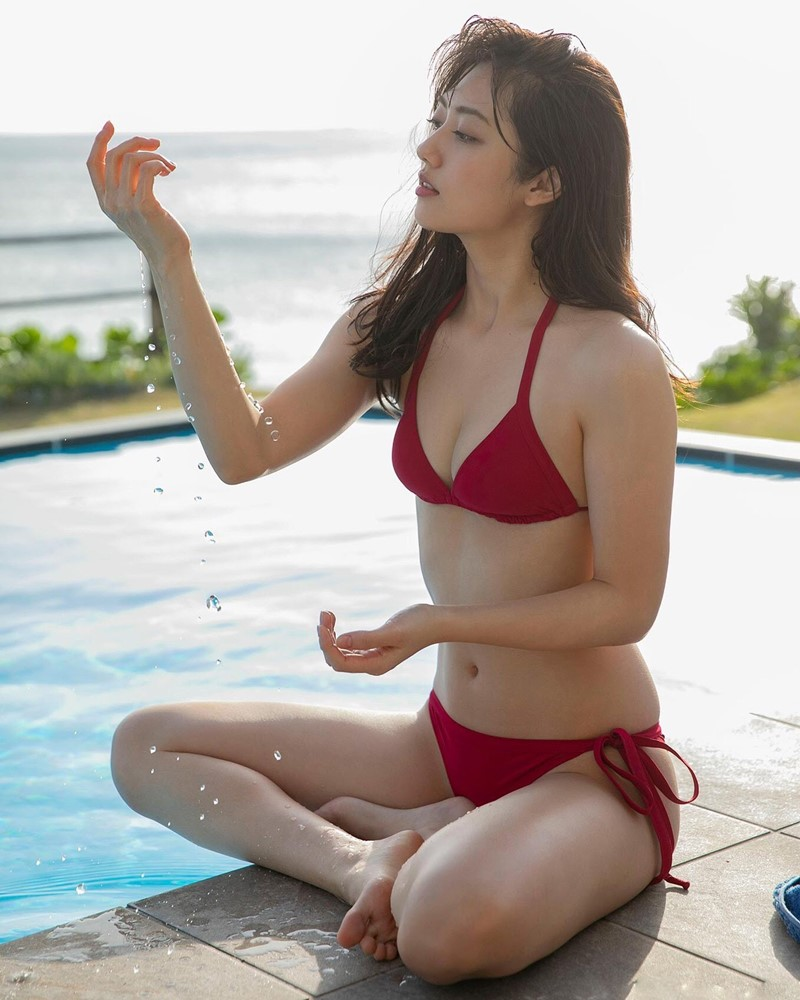 Brilliant Body 2020.05.18 - Japanese Actress and Model - Okuyama Kazusa (奥山かずさ) - TruePic.net
