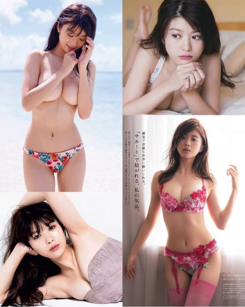 Japanese Actress and Model - Baba Fumika - Sexy Picture Collection - TruePic.net