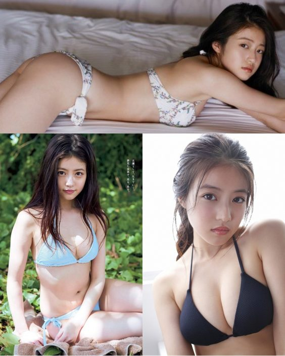 Japanese Actress and Model - Mio Imada (今田美櫻) - Sexy Picture Collection 2020 - TruePic.net