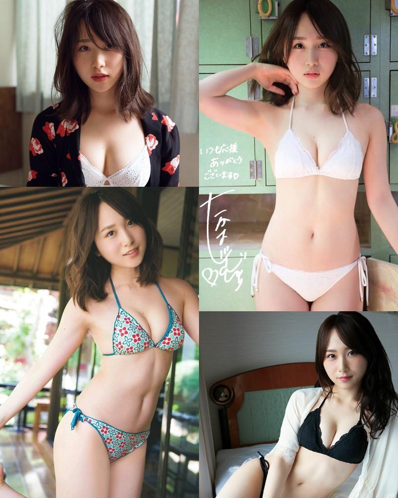 Japanese Beauty – Juri Takahashi (高橋朱里) - Sexy Picture Collection 2020 - TruePic.net