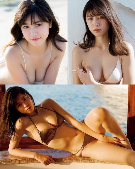 Japanese Gravure Idol and Actress - Kitamuki Miyu (北向珠夕) - Sexy Picture Collection 2020 - TruePic.net