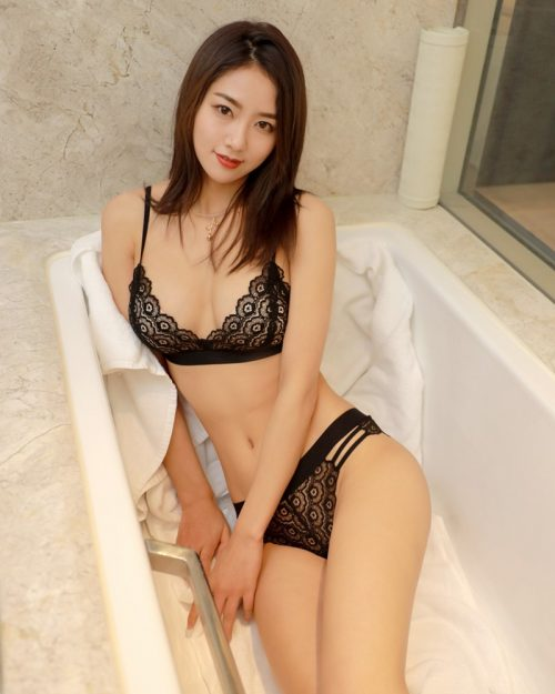 MFStar Vol.307 - Chinese Model - Fang Zi Xuan (方子萱) - TruePic.net