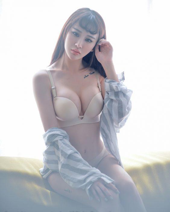 TGOD 2015-11-10 - Chinese Sexy Model - Cheryl (青树) - TruePic.net