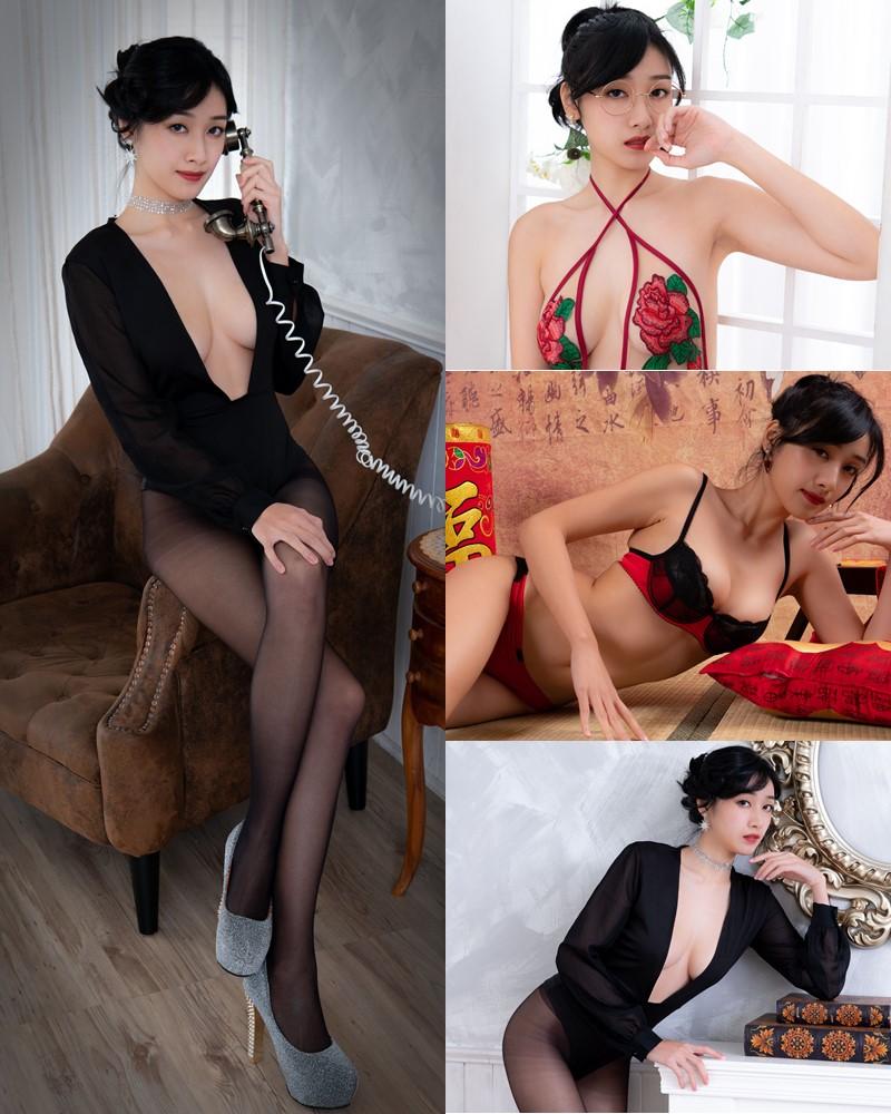 Taiwanese Hot Beauty Model - 段璟樂 - Noble Sexy Lady - TruePic.net