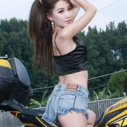 Taiwanese Model - Suki - Beautiful and Lovely Motor Racing Girl - TruePic.net
