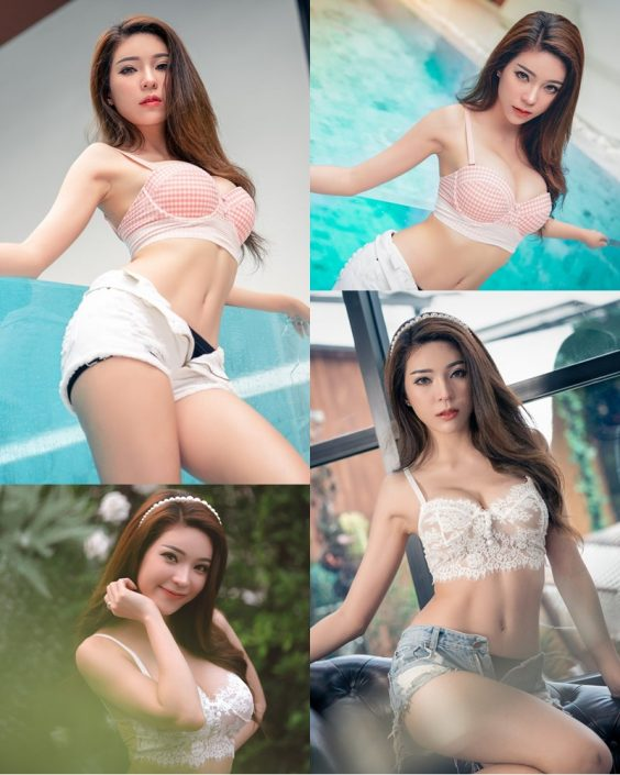 Thailand Model - Janet Kanokwan Saesim - Beautiful Picture 2020 Collection - TruePic.net