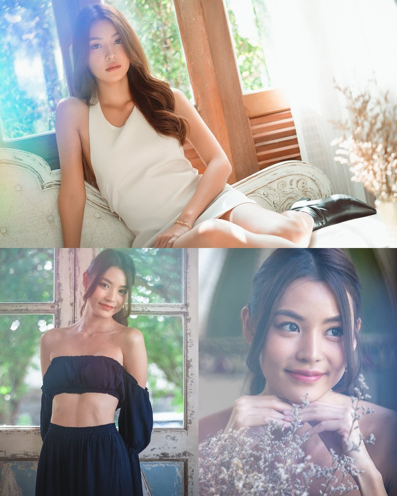 Thailand Model – Kapook Phatchara (น้องกระปุก) - Beautiful Picture 2020 Collection - TruePic.net