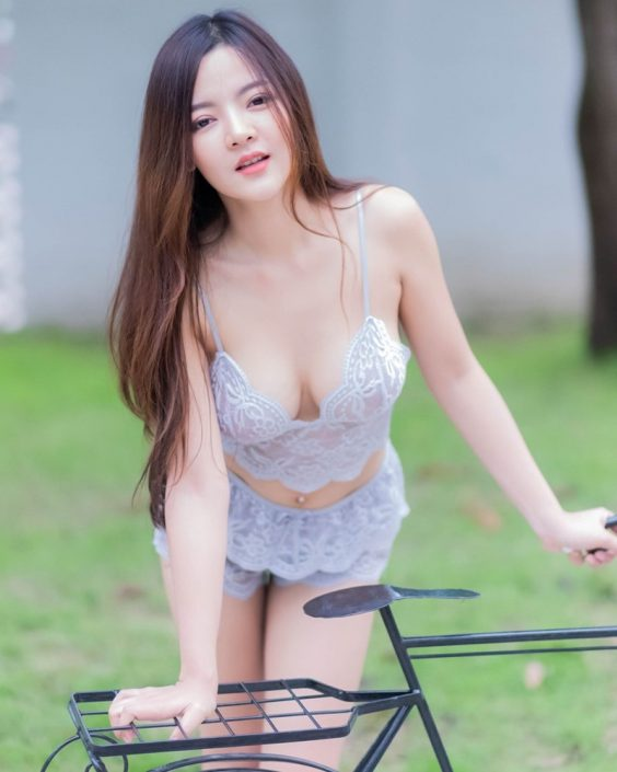Thailand Model - Montakan Kaengraeng - Enjoy The Weekend With Me - TruePic.net