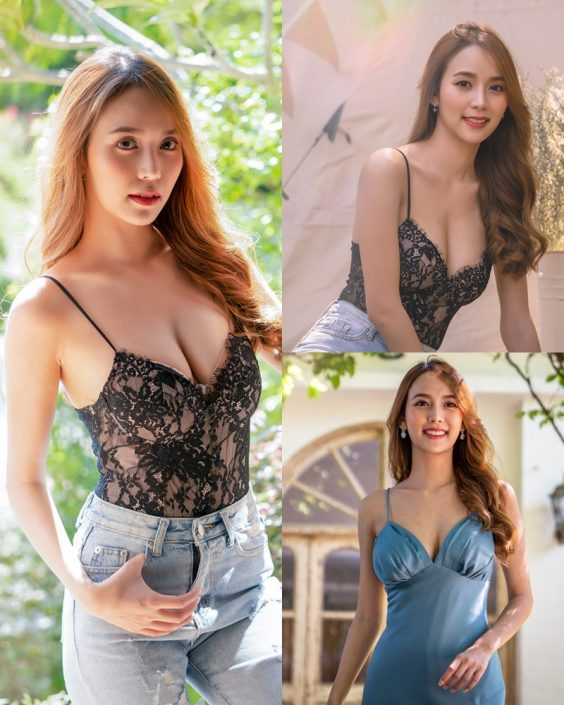 Thailand Model – Noppawan Limapirak (น้องเมย์) – Beautiful Picture 2020 Collection - TruePic.net