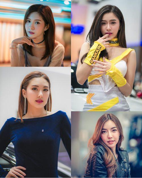 Thailand Racing Girl – Thailand International Motor Expo 2020 #2 - TruePic.net