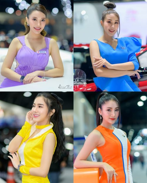 Thailand Racing Girl – Thailand International Motor Expo 2020 - TruePic.net