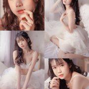 Vietnamese Cute Girl - Tran Thi Anh Thu - Beautiful White Butterfly - TruePic.net