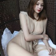 XIUREN No.2623 - Chinese Model - 樱花Elsa - Thin Transparent Silk - TruePic.net