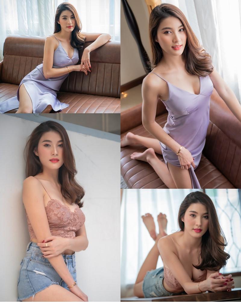 Thailand Model - Ness Natthakarn (น้องNess) - Beautiful Picture 2021 Collection - TruePic.net
