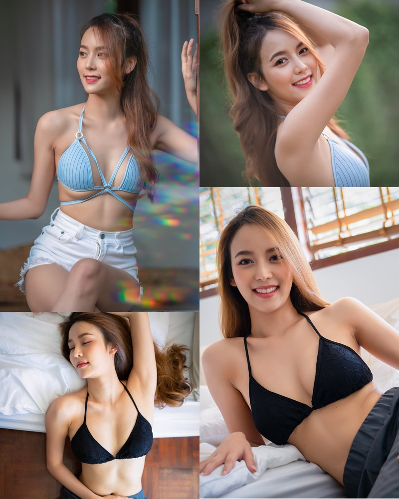 Thailand Model - Noppawan Limapirak (น้องเมย์) - Beautiful Picture 2021 Collection - TruePic.net