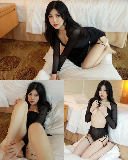Chinese Model - Han Jingan (韩静安) - MFStar Vol.352 - TruePic.net (49 pictures)