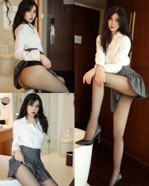 Chinese Model - Han Jingan (韩静安) - XIUREN No.2330 - TruePic.net (41 pictures)