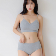 Korean Model - Cha Yoo Jin - Daily Tight Lingerie - TruePic.net (21 pictures)
