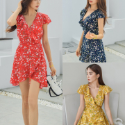 Korean Model - Park Soo Yeon - Cosmolly Onepiece - TruePic.net (28 pictures)