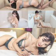 Taiwanese Model - 羽晴Min - The Color Of Lingerie - TruePic.net (86 pictures)